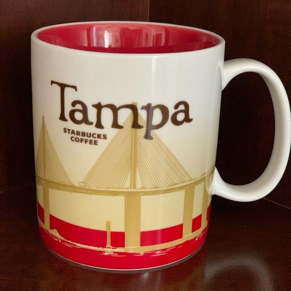 Starbucks Collector Series mug - Tampa.